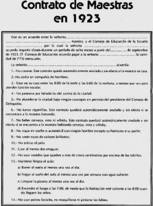 contrato maestra