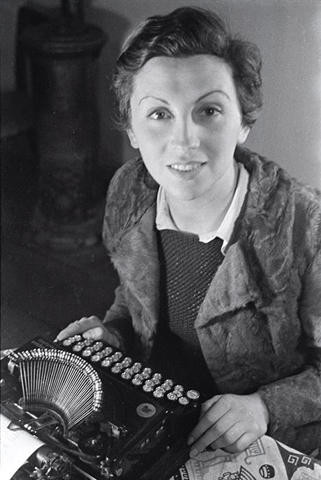 GERDA TARO (Alemania 1910–España 1937) – KÓDIGO MALVA