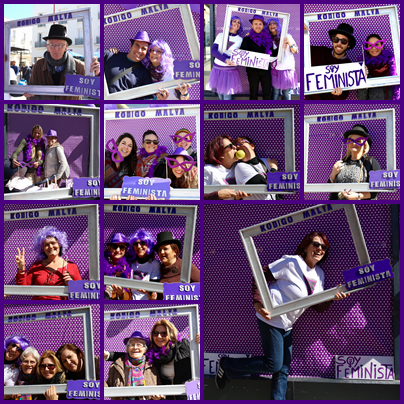 PhotocallFeminista2